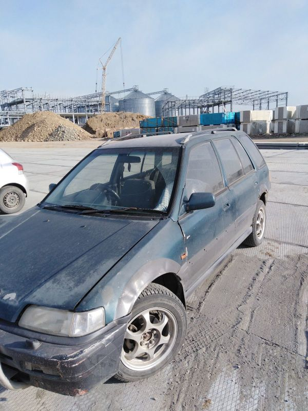 Honda Civic Shuttle, 1991 год, 90 000 руб.