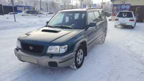 Новосибирск Forester 1999
