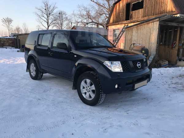 Nissan Pathfinder, 2005 год, 675 000 руб.