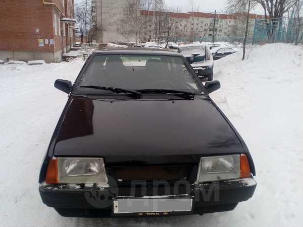 Лада 2109, 1990 год, 25 000 руб.