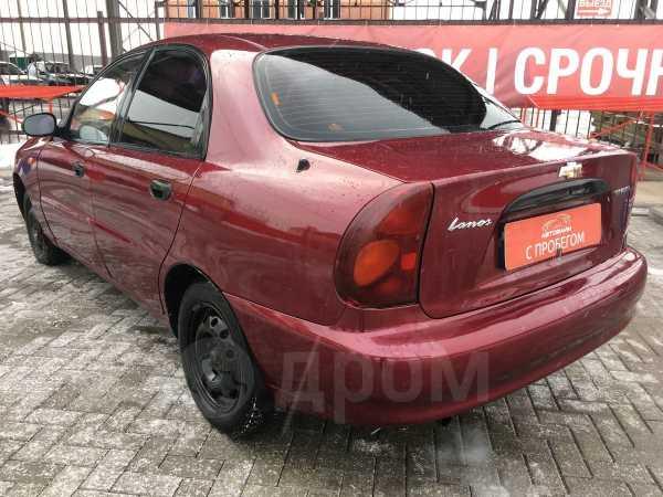 Chevrolet Lanos, 2007 год, 139 000 руб.