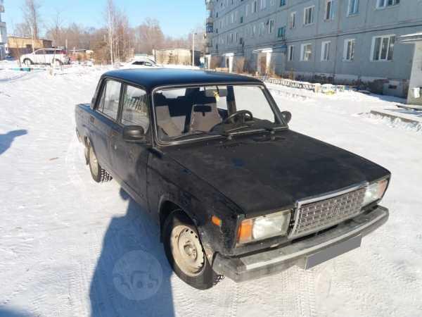 Лада 2107, 2010 год, 105 000 руб.