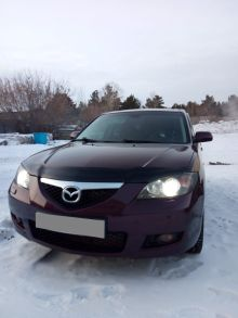 Барнаул Mazda Mazda3 2007