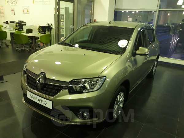 Renault Sandero, 2018 год, 706 970 руб.