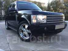 Владивосток Range Rover 2005