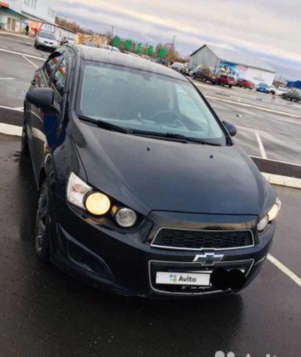 Chevrolet Aveo, 2013 год, 350 000 руб.