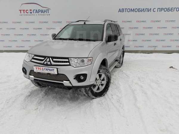 Mitsubishi Pajero Sport, 2014 год, 1 361 600 руб.