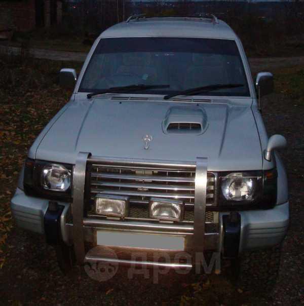 Mitsubishi Pajero, 1995 год, 370 000 руб.