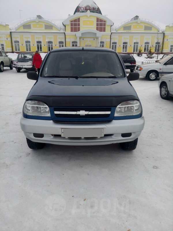 Chevrolet Niva, 2006 год, 170 000 руб.