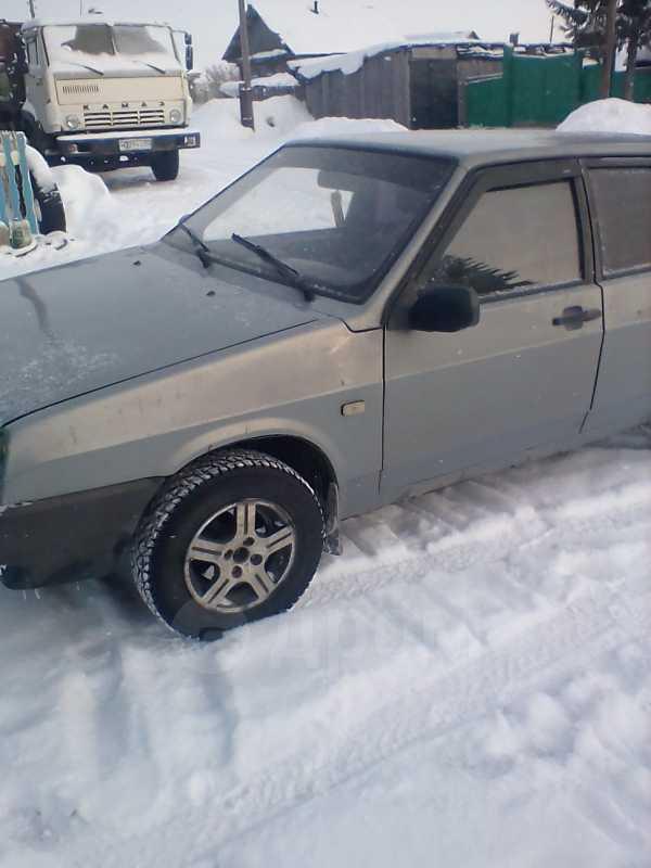 Лада 2109, 2002 год, 62 000 руб.