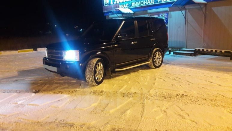 Land Rover Discovery, 2007 год, 635 000 руб.