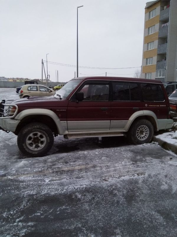 Mitsubishi Pajero, 1994 год, 60 000 руб.