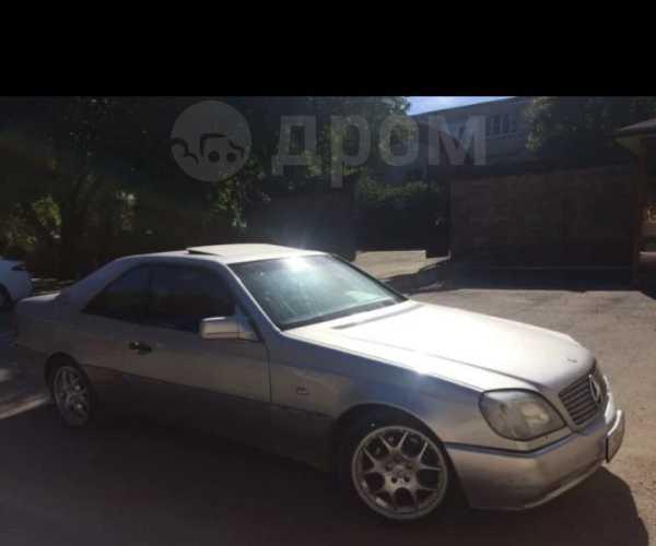 Mercedes-Benz CL-Class, 1992 год, 299 000 руб.