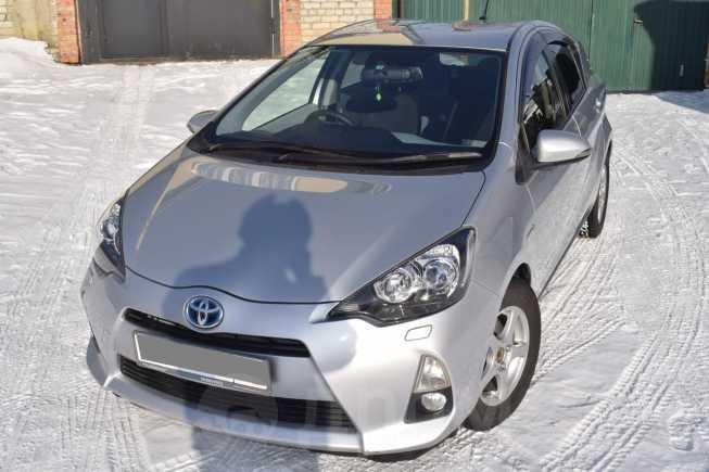 Toyota Aqua, 2012 год, 578 000 руб.