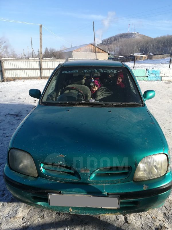 Nissan March, 1999 год, 105 000 руб.