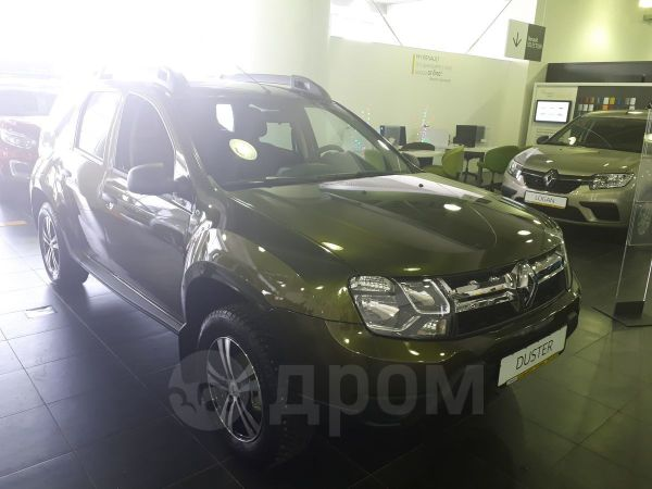 Renault Duster, 2018 год, 837 970 руб.
