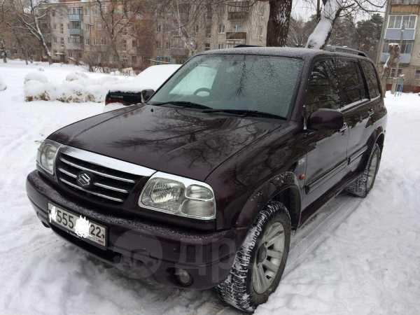 Suzuki Grand Vitara XL-7, 2002 год, 485 000 руб.