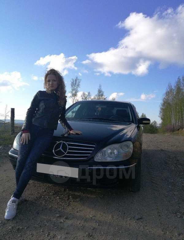 Mercedes-Benz S-Class, 2001 год, 495 000 руб.