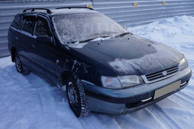 Toyota Caldina, 1994 год, 158 100 руб.