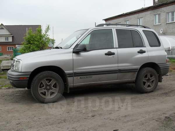 Chevrolet Tracker, 2002 год, 420 000 руб.