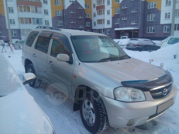 Mazda Tribute, 2001 год, 365 000 руб.