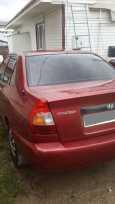 Hyundai Accent, 2004 год, 180 000 руб.