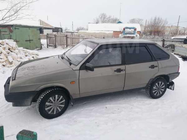 Лада 2109, 2001 год, 68 000 руб.