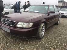 Грозный Audi A6 1994