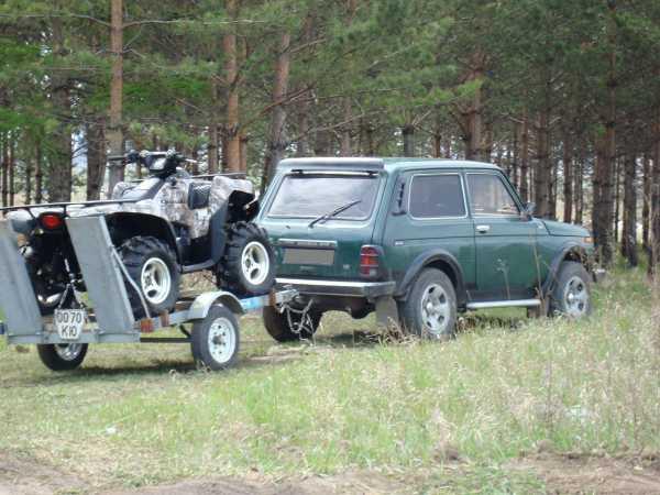 Лада 4x4 2121 Нива, 1999 год, 161 000 руб.