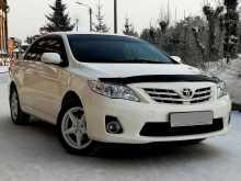 Мариинск Corolla 2012