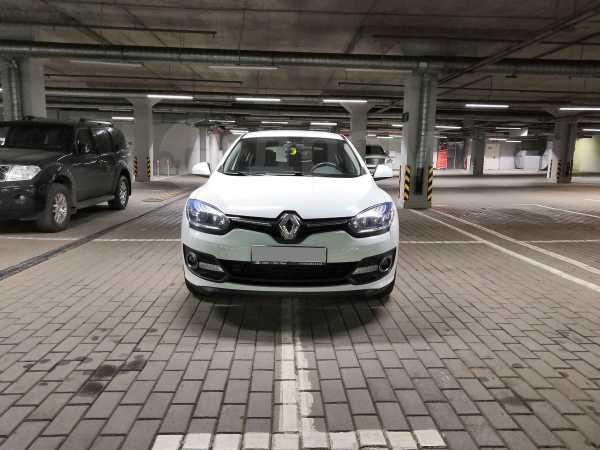 Renault Megane, 2015 год, 550 000 руб.