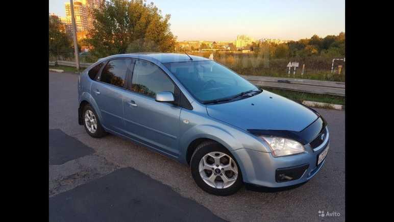 Ford Focus, 2005 год, 315 000 руб.