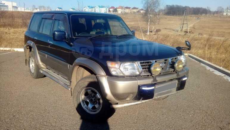 Nissan Safari, 1997 год, 550 000 руб.
