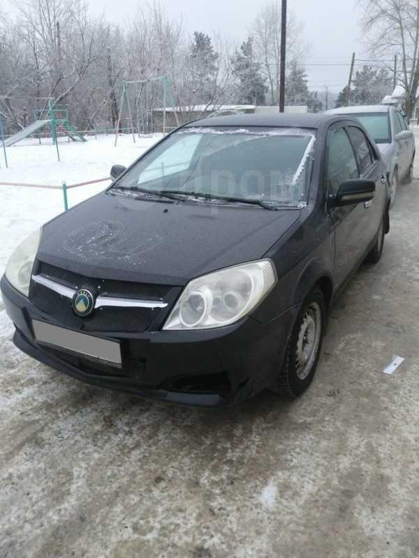 Geely MK, 2008 год, 130 000 руб.