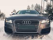 Тюмень Audi A7 2011