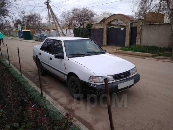 Hyundai Pony, 1993 год, 80 000 руб.
