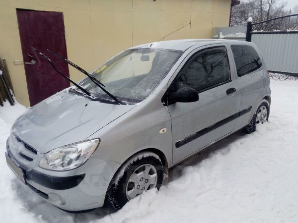 Hyundai Getz, 2008 год, 210 000 руб.