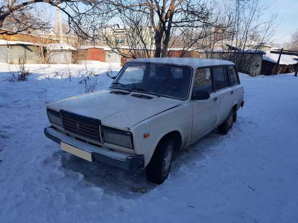 Лада 2104, 1990 год, 55 000 руб.