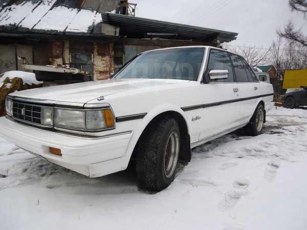 Toyota Mark II, 1987 год, 170 000 руб.