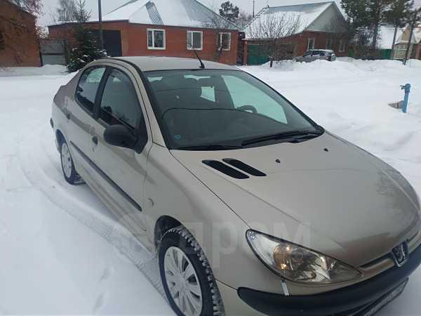 Peugeot 206, 2007 год, 177 000 руб.