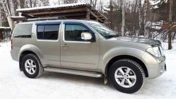 Верх-Нейвинский Pathfinder 2008