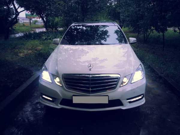 Mercedes-Benz E-Class, 2012 год, 1 700 000 руб.