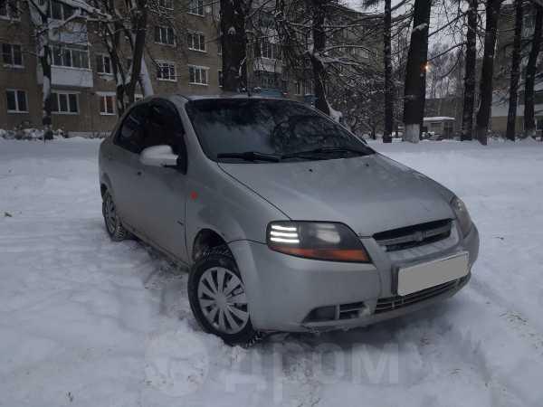 Chevrolet Aveo, 2005 год, 194 000 руб.