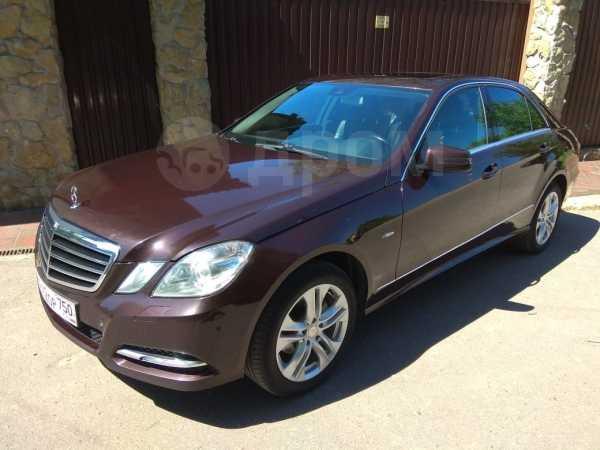 Mercedes-Benz E-Class, 2012 год, 915 000 руб.