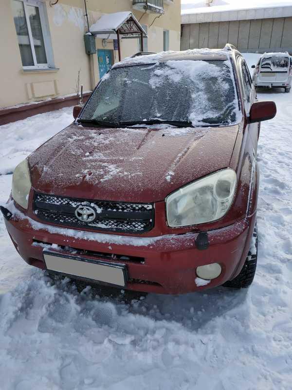 Toyota RAV4, 2004 год, 670 000 руб.