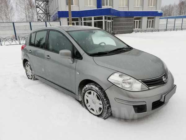 Nissan Tiida, 2011 год, 388 000 руб.