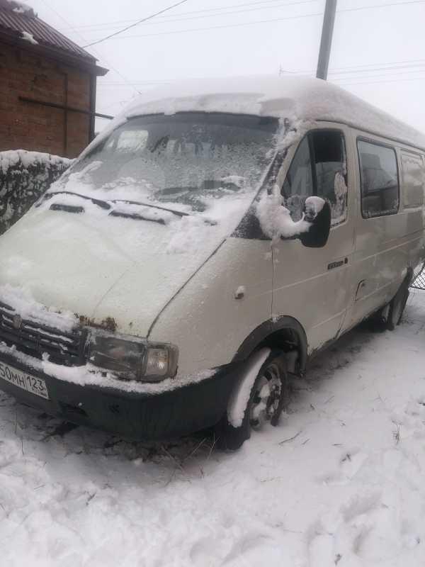 ГАЗ 2217, 1997 год, 65 000 руб.