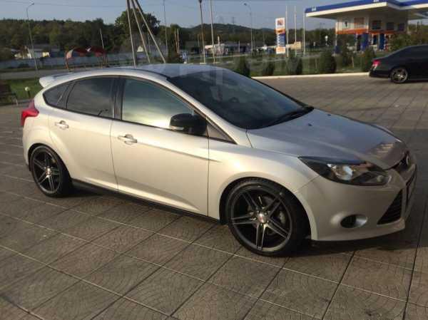 Ford Focus, 2012 год, 565 000 руб.