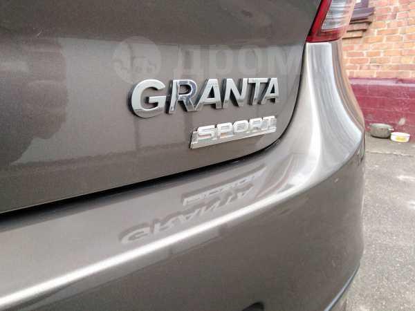 Лада Гранта Спорт, 2015 год, 413 000 руб.