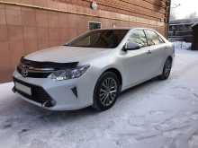 Барнаул Toyota Camry 2016
